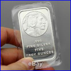 1 oz. 9999 Gold Pamp Suisse Fine Bullion Ingot withassay + (1) 5 oz. 9999 Silver