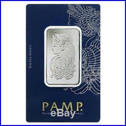 1 oz PAMP Suisse Rhodium Bar. 999 Fine (In Assay)