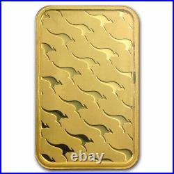 10 oz Gold Bar Perth Mint (In Assay) SKU #57160