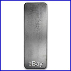 100 oz PAMP Suisse Silver Cast Bar. 999 Fine Silver -Assay Card IN STOCK