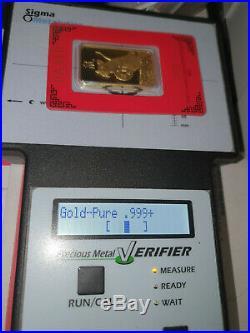 2020 1 OZ. 9999 GOLD YEAR of the RAT LUNAR PAMP SUISSE SEALED BAR