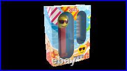 2021 Pamp Suisse PEZ Summer Sunglasses Emoji Dispenser 30g Silver Bar Set
