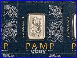 25 x 1 gram Platinum PAMP Suisse Multigram Bullion Bar Mint Sealed IN STOCK