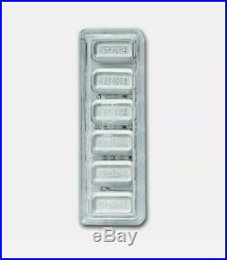 30 Gram PAMP Silver Rev Proof (6) Bar PEZ Wafers w Rubber Duck Dispenser