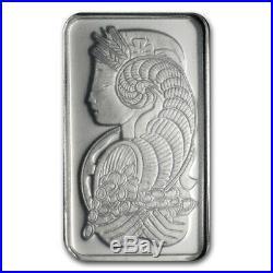 5 gram Platinum Bar PAMP Suisse (In Assay) SKU #67345