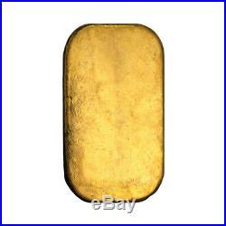 50 gram Gold Bar PAMP Suisse. 9999 Fine (Cast, withAssay)