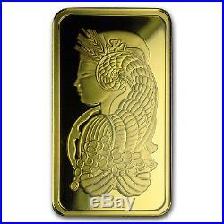 50 gram Gold Bar PAMP Suisse Fortuna Veriscan (In Assay) SKU#98930