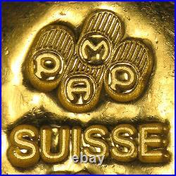 50 gram Gold Bar PAMP Suisse (Loaf style) SKU#67098