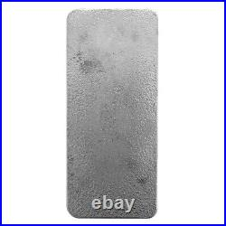 Box of 50 10 oz PAMP Suisse Silver Cast Bar. 999 Fine (withAssay)