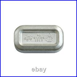 Duck Pez Gift Set 6x5 gram Silver Bars