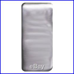 Lot of 10 1 Kilo PAMP Suisse Silver Cast Bar. 999 Fine (withAssay)