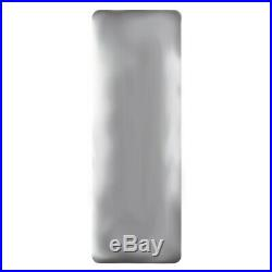 Lot of 2 100 oz PAMP Suisse Silver Cast Bar. 999 Fine (withAssay)
