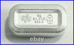 New Pamp Suisse Pez Dispenser Cheery Chick 30 Grams 9999 Silver -$128.88