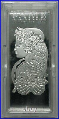 PAMP Lady Fortuna 500g 999 Fine Half Kilo Silver Bar with Box & COA