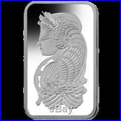 PAMP Suisse 1 Gram. 9999 Palladium Bar Fortuna Sealed With Assay Certificate