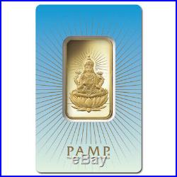 PAMP Suisse 1 Ounce Gold Bar Lakshmi