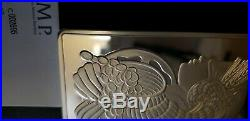 PAMP Suisse Lady Fortuna 10 oz. 999 Silver Bar with Case & COA. No Reserve Auction