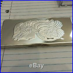 Pamp Suisse 500g Gram (1/2 Kilo) Silver Bar 999.0 With Assay Card