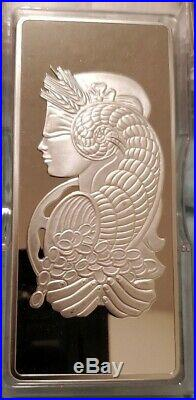 Rare Silver 500 Gram PAMP Suisse Half Kilo Fine Silver Bar 999 Fine Silver
