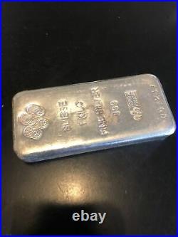Vintage PAMP Suisse 1 KILO silver bar - 1000 gram